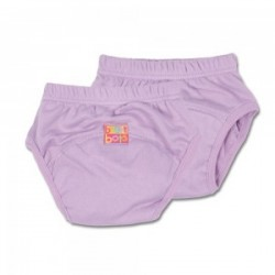Bright Bots Training Pants Pastel(Muave)