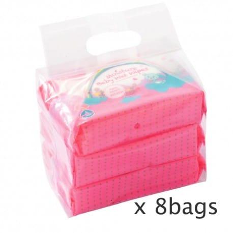 Farlin Wet-Wipes-Anti-Rash (1carton/24packs-Refill)