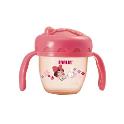 Farlin Gulu Gulu II Training Cup (120ml-Pink)