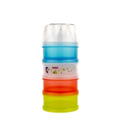 Farlin Milk Powder Container (Medium-4 Layers)