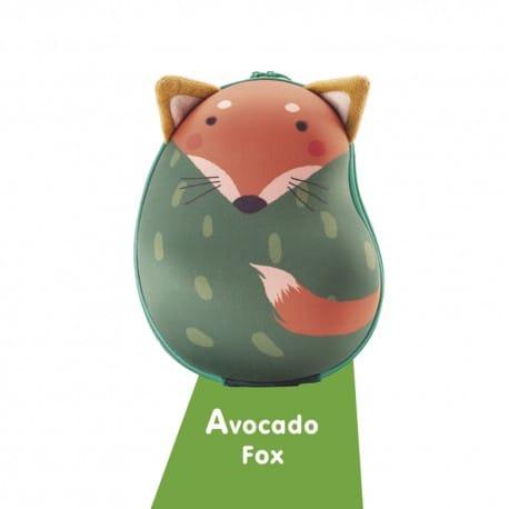 Farlin Sina & Mina Backpack (Avocado Fox)