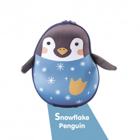 Farlin Sina & Mina Backpack (Snowflake Penguin)
