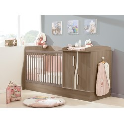 Galipette PABLO Compact Convertible Cot Bed