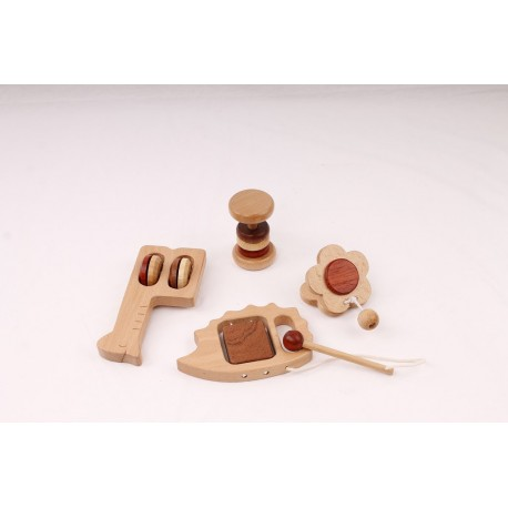 Magic Forest Red Wood Baby Series - The Baby Set
