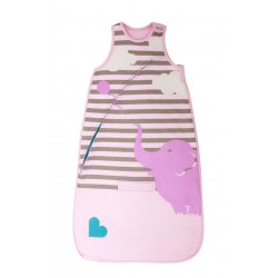 Bambino Inventa 2.5 TOG Sleep Bag - Pink