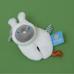 Snoozebaby Newborn Cuddle Toy - Oxy the Cuddling Bunny