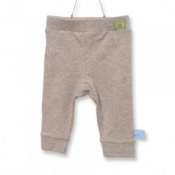 Snoozebaby Long Pants in Taupe Melange