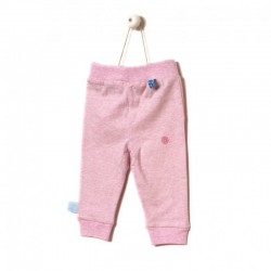 Snoozebaby Pants in Pink melange
