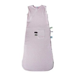 Snoozebaby Sleepsuit 9-24 months - Pink Dot